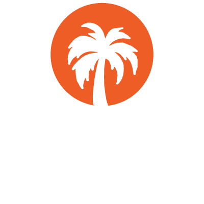 Florida Paints Vertical Logo in Footer